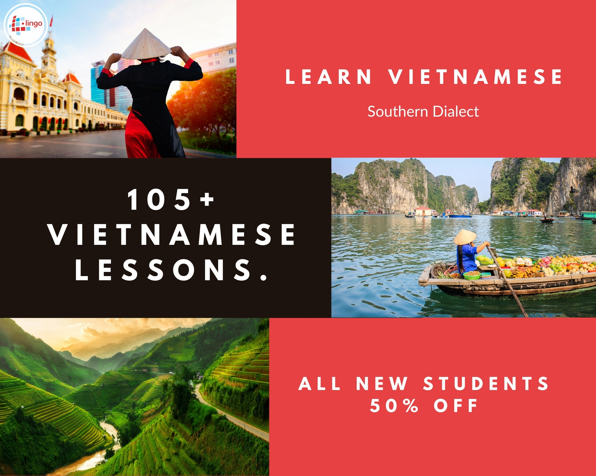 L-Lingo Learn Vietnamese