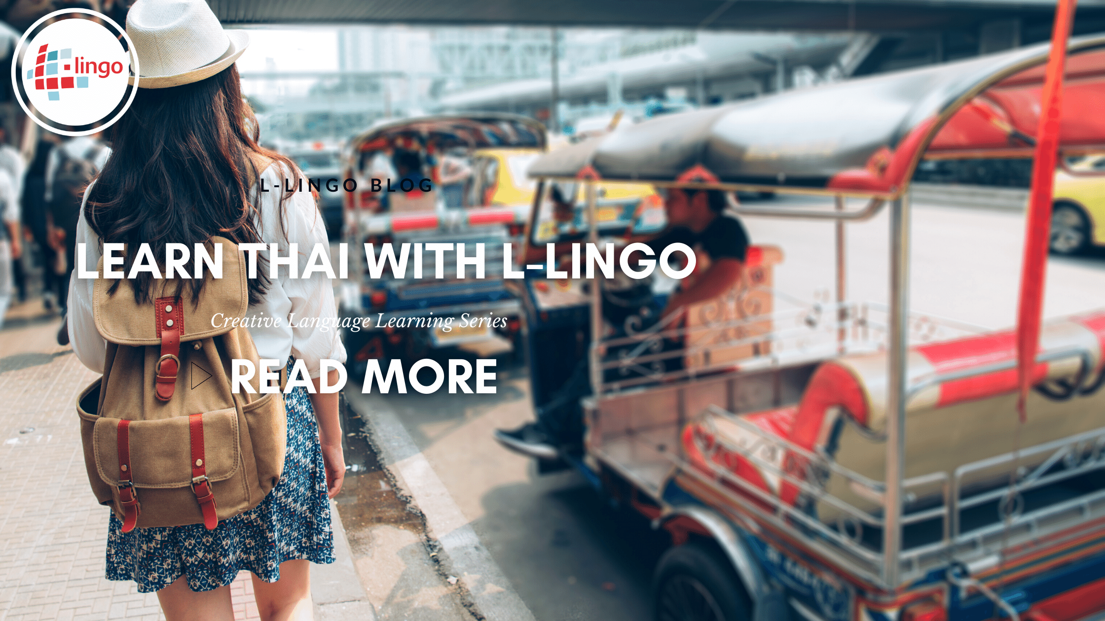 Learn Thai With L-Lingo