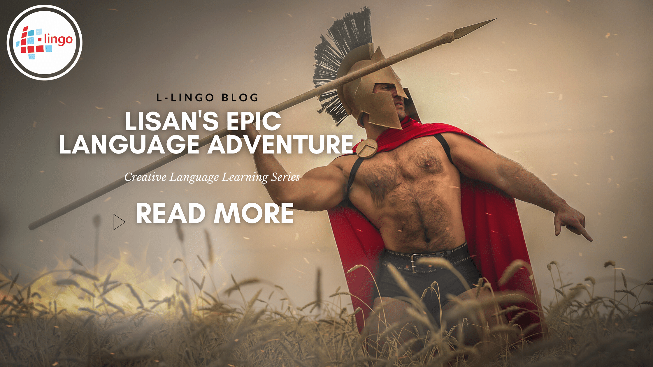 LISAN'S EPIC LANGUAGE ADVENTURE