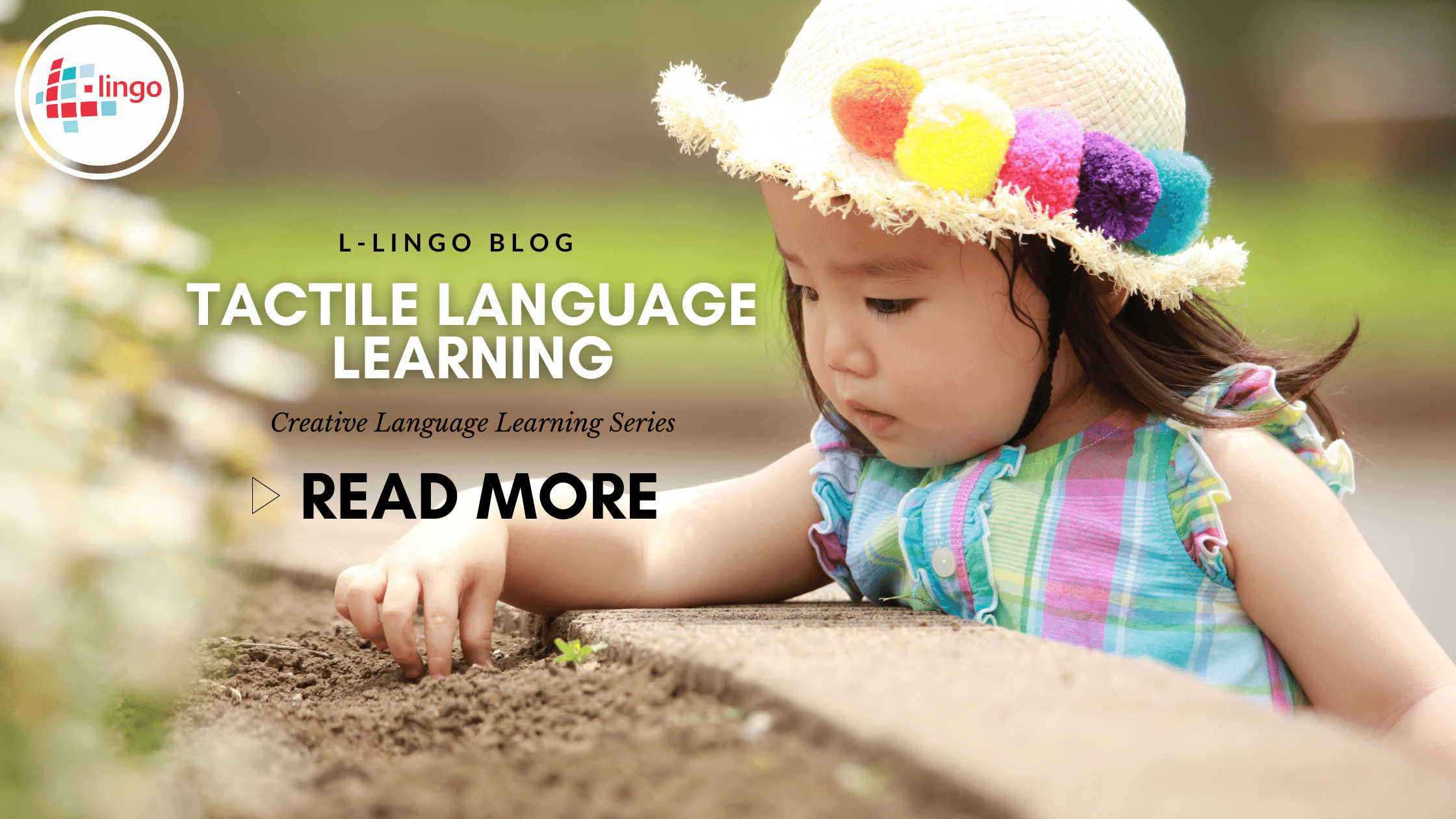 L-Lingo Blog Tactile Language Learning