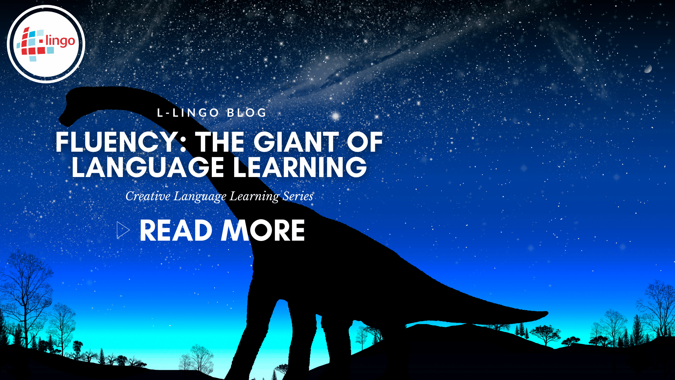 Fluency The Giant Of Language Learning: L-Lingo Language Learning Blog