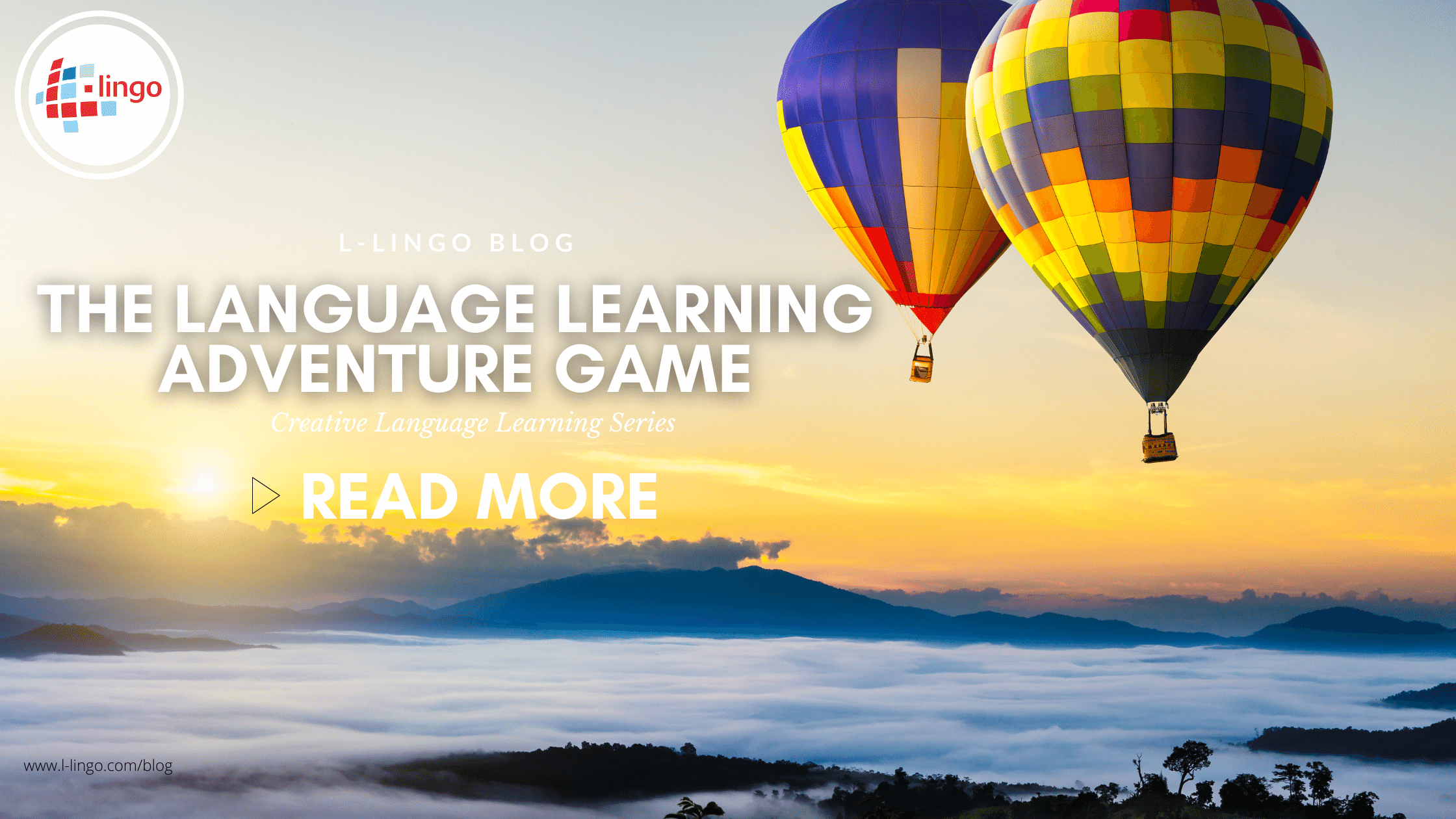 L-LINGO BLOG The Language Learning Adventure Game