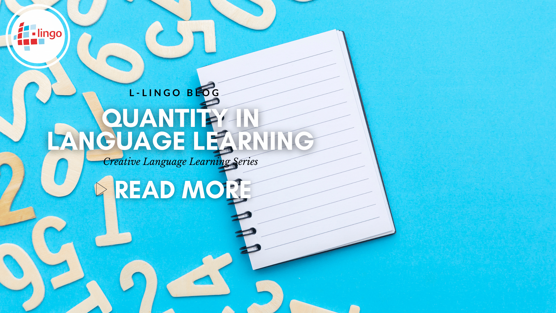QUANTITY IN LANGUAGE LEARNING