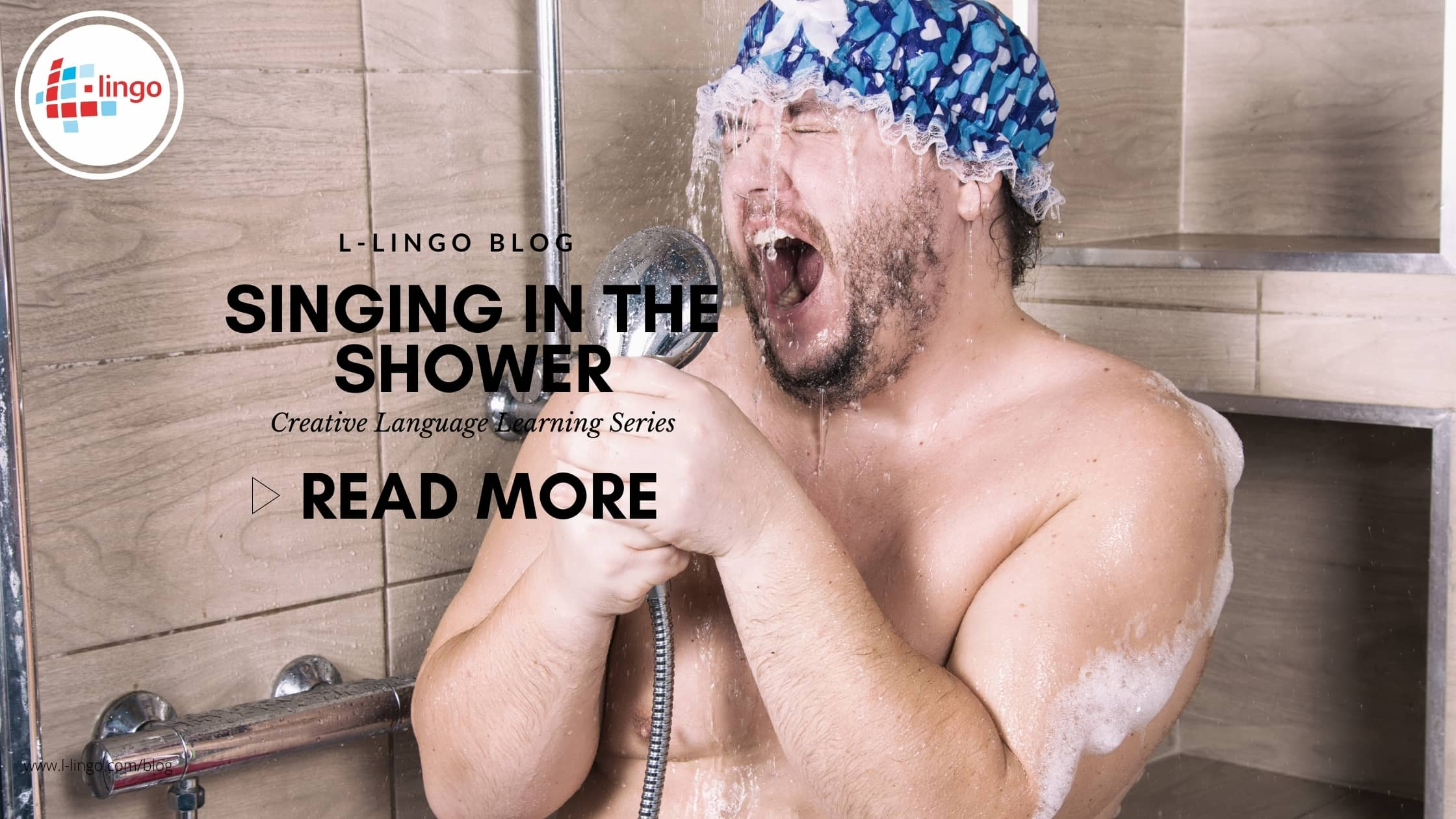 Language Learning In Shower
